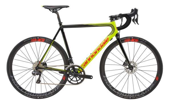 Cannondale SuperSix EVO HM Disc Rennrad