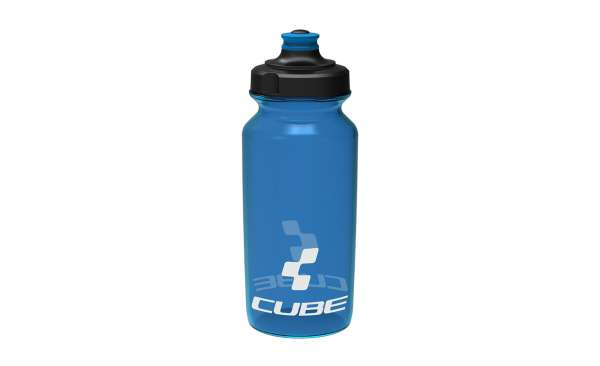 Cube 0,5l Icon blue Trinkflasche