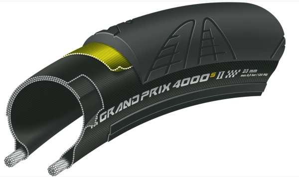 Continental Grand Prix 4000 S II Rennradreifen