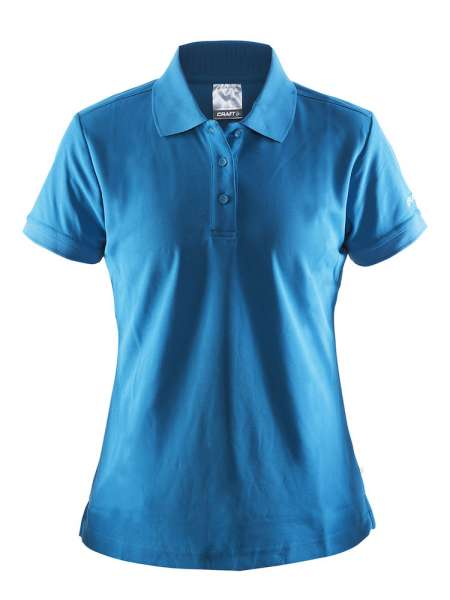 Craft Pique Polo Shirt