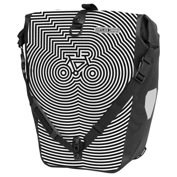 Ortlieb Back-Roller Design Cycledelic Gepäckträgertasche
