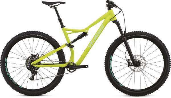 "Specialized Stump Jumper FSR Comp 29"" Allmountain MTB LEIHRAD"