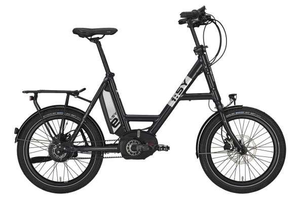 """i:SY DrivE N3.8 ZR Kompakt E-Bike 20"""""""