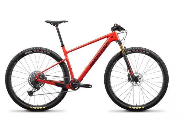 """Santa Cruz Highball CC X01 29"""" Race Mountainbike"""
