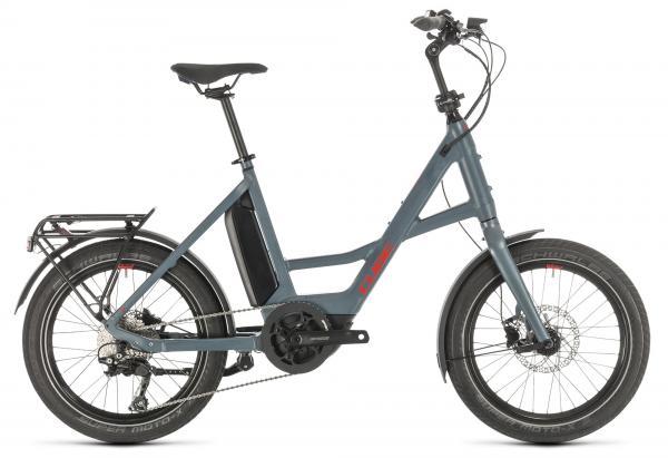"Cube Compact Sport Hybrid 20"" E-Bike City"