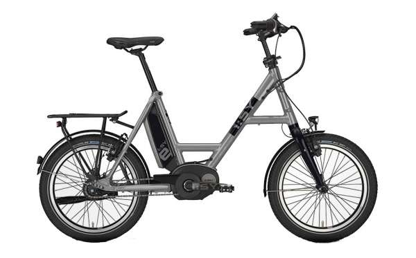 "i:SY Drive S8 Kompakt E-Citybike 20"""