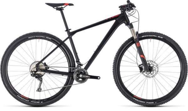 "Cube Reaction Pro 29"" Race MTB"
