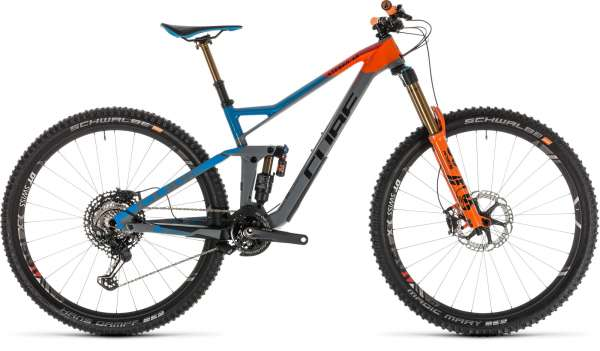 "Cube Stereo 150 C:68 Action Team 29"" All Mountain MTB"