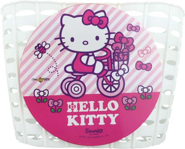 Bike Fashion Hello Kitty Lenkerkorb