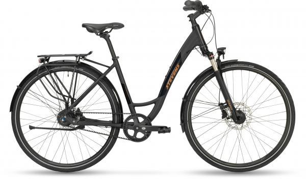 Stevens Boulevard Luxe Forma Citybike