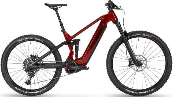 Stevens E-Inception AM 7.6.1 GTF E-Mountainbike
