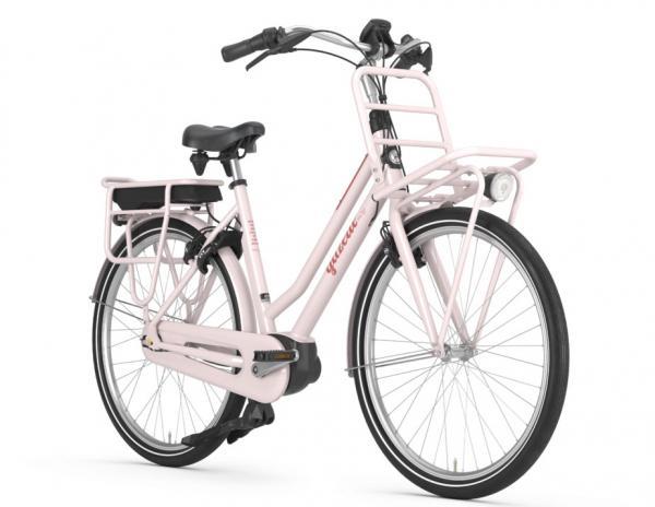 Gazelle Miss Grace C7+ HMB R7H E-Bike City
