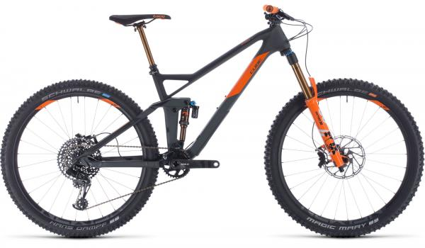 "Cube Stereo 140 HPC TM 27,5"" Allmountain Mountainbike"
