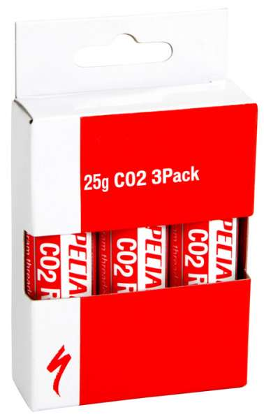 Specialized Co2 Canister 25 g 3er Set