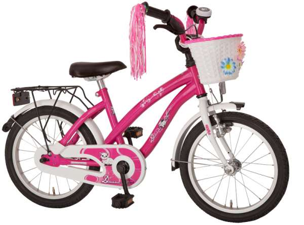 "Bachtenkirch Dream Cat 16"" Kinderfahrrad"