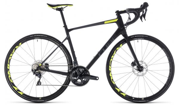 Cube Attain GTC SLT Disc Rennrad