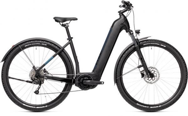 Cube Nuride Hybrid Performance 625 Allroad E-Mountainbike