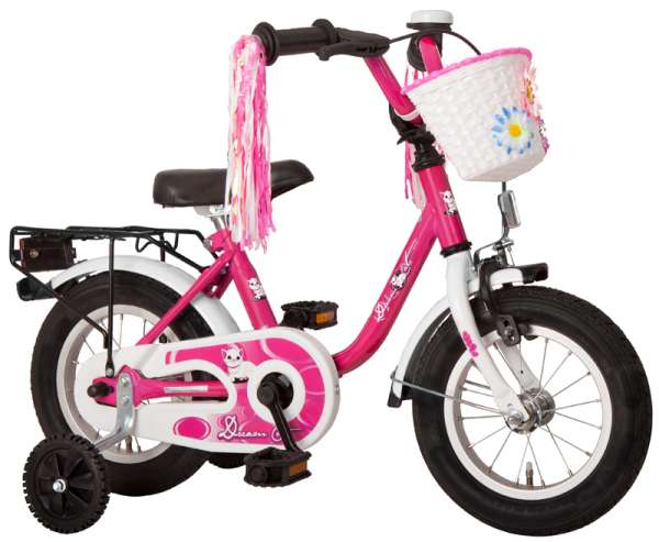 "Bachtenkirch Dream Cat 14"" Kinderfahrrad"