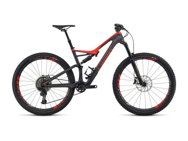 Specialized S-Works Stumpjumper FSR Allmountain MTB 29""