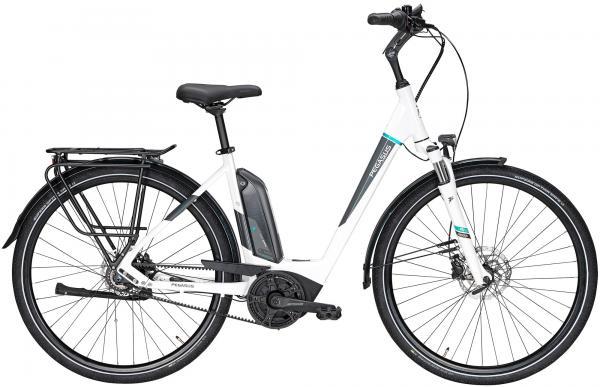 Pegasus Premio E8R Plus Belt Comfort E-Bike City 28 Zoll