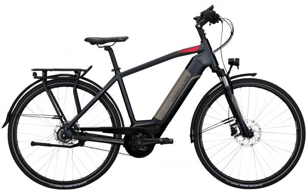 Hercules E-Imperial I-F8 E-Bike City