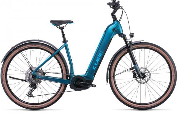 Cube Nuride Hybrid EXC 625 E-Bike Trekking