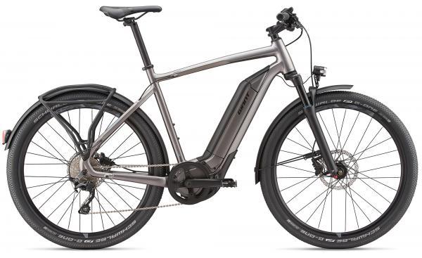 Giant Quick-E + FS E-Bike Trekking