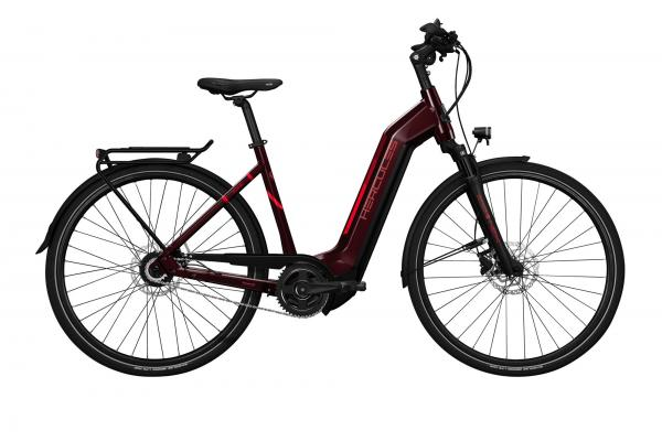 Hercules Intero I-R8 E-Bike City 600 Wh