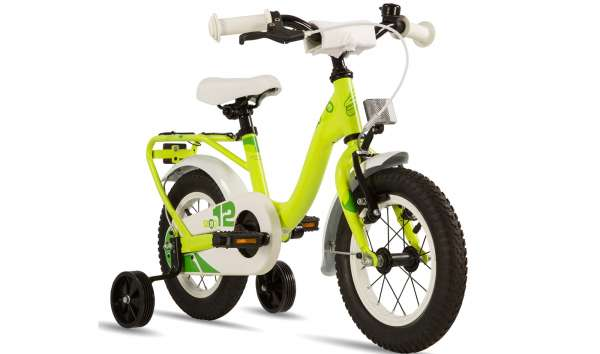 "S`COOL Nixe Steel 12"" Kinderrad"