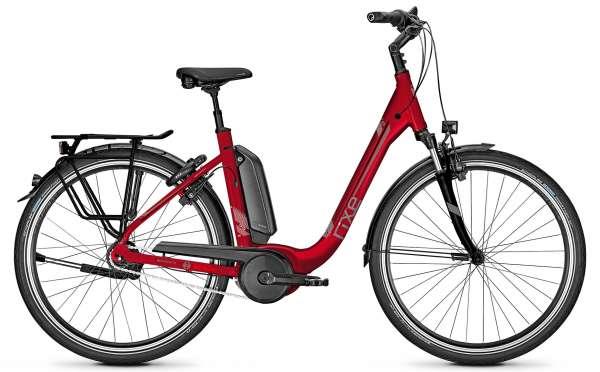 Rixe Bordeaux B8R Comfort E-Citybike
