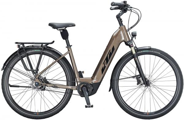 KTM Macina City 610 belt E-Bike City