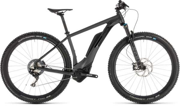 "Cube Reaction Hybrid HD 500 29"" E-MTB"