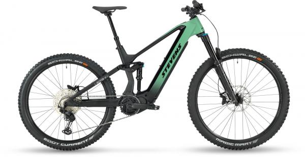 Stevens E-Inception AM 8.7 GTF E-Mountainbike