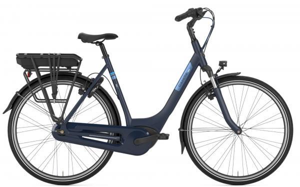 Gazelle Paris C7 HMB E-Bike City