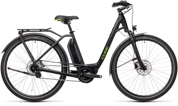 Cube Town Hybrid One 400 E-Bike City