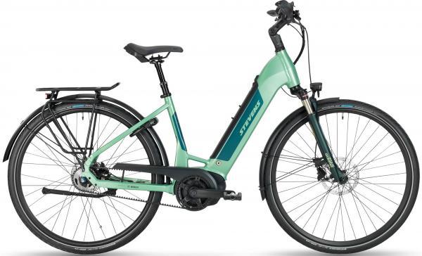 Stevens E-Courier Luxe E-Bike City
