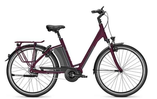Kalkhoff Select S8 E-Citybike