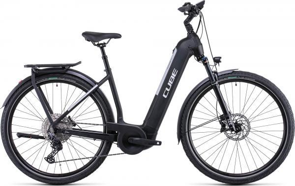Cube Kathmandu Hybrid EXC 750 E-Bike Trekking