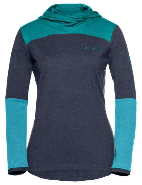 Vaude Women's Tremalzo LS Shirt Radshirt