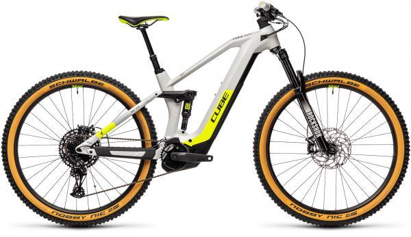 Cube Stereo Hybrid 140 HPC Race E-Mountainbike
