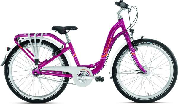 Puky Skyride 24-7 Alu light Kinderfahrrad 24""