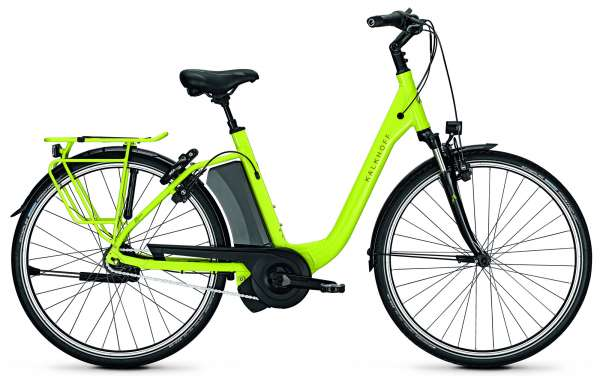 Kalkhoff Agattu I8R Advance E-Citybike