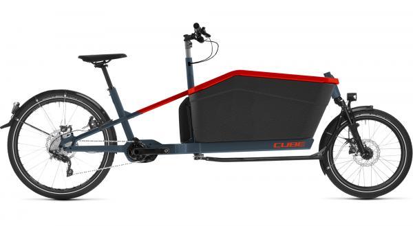 Cube Cargo Sport Dual Hybrid E-Lastenrad