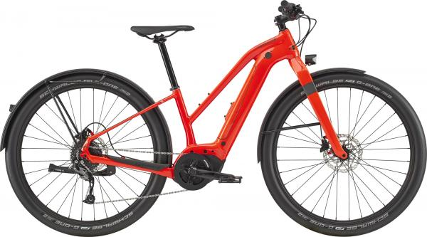 Cannondale Canvas Neo Remixte 2 E-Bike Trekking