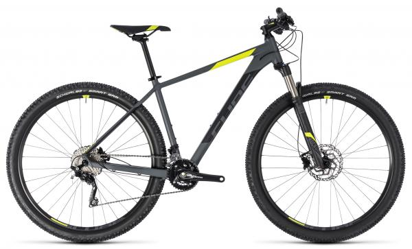 "Cube Attention SL Race MTB 27,5"" 29"""