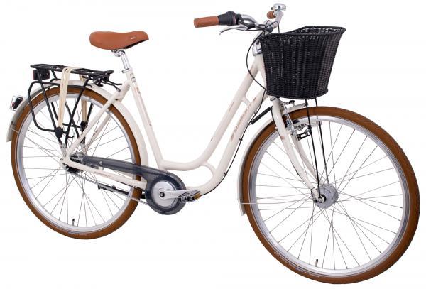 Mammut Retro 1929 7 mit Korb Citybike