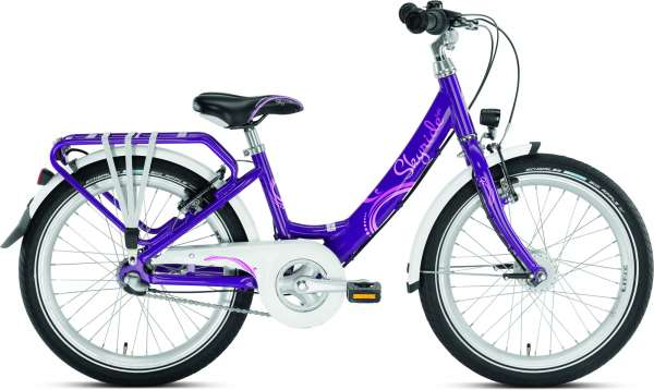 Puky Skyride 20-3 Alu light Kinderfahrrad 20""