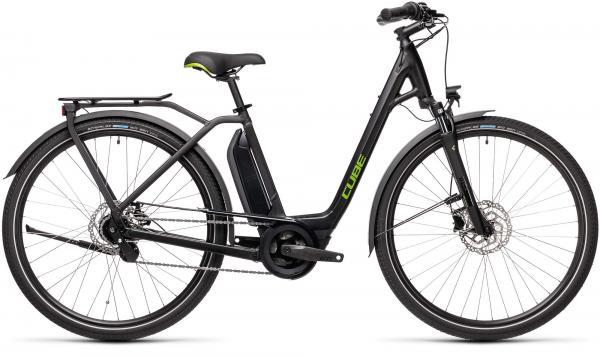 Cube Town Hybrid One 500 E-Bike City