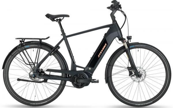 Stevens E-Courier Luxe E-Bike Trekking