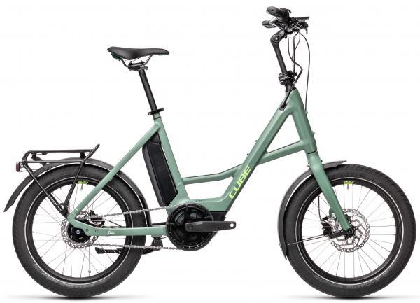 Cube Compact Hybrid E-Bike Faltrad